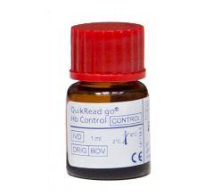 Hb-Kontrolllösung zur wöchtenlichen Qualitätskontrolle 1 ml