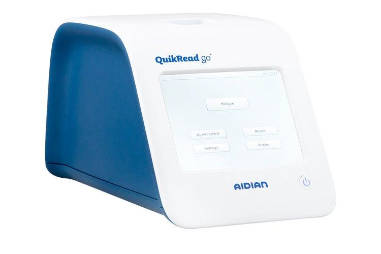 slide image QuikRead go® CRP-Starterpack